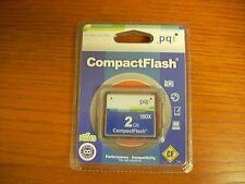 PQI CF2GB-150X CF Platinum II compact flash memory card RETAIL