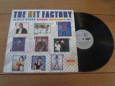 El golpe de fábrica-Vol 2 - 1988 Reino Unido PWL 14-Track Vinilo Lp recopilatorio