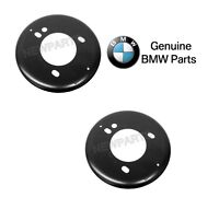 NEW For BMW e46 99-06 Reinforcement Plate Front L+R x2 Strut Mount Genuine