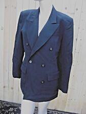 Jones New York Country Black Blazer Jacket Vintage 80s Size 4 Excellent Cond