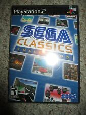 Sega Classics Collection (Sony PlayStation 2, 2005) NEW ps2 Sealed