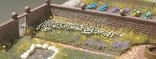 BUSCH 1207 Kit de montage pour env. 120 Marguerites Fleurs de prairie en blanc +
