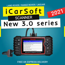 NEW iCarsoft LR V3.0 Land Rover Jaguar Range Rover Full Diagnostic Scanner 0234
