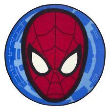 Disney Character Children's Rug Playmat Spiderman Ultimate City DUSCTYRU001UK