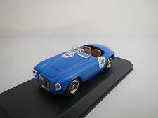 "ART Model  Ferrari  166 MM  Mille  Miglia  #182   ""1991""  (blau)  1:43  OVP !"