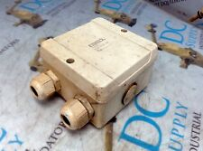 HENSEL D 9045 CABLE JUNCTION BOX *EMPTY*