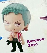 One Piece Ocean Blue Chibi Bandai Box single figure ZORO