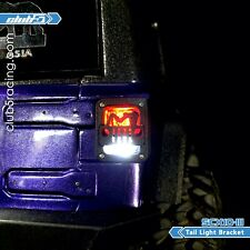 Tail Light Cover Guards for SCX10 III Jeep Wrangler