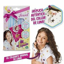 Soy Luna the Authentic and Original Pendant of the Famous TV Series Necklace