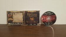 Baldur's Gate II: Throne of Bhaal (PC, 2001) Complete jewel case variant