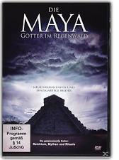 Die Maya-Götter Im Regenwald - DVD (2013) - Neue Erkenntnisse & Bilder