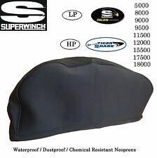 Superwinch Cover Neoprene  8000 9000 10000 12500 15000 17500 18000 Snugly Fit 04