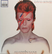 DAVID BOWIE Aladdin Sane SILVER Vinyl LP REMASTERED 45th Ann. Edition NEW SEALED