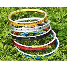 "14""/16"" Bike Rim Folding Bicycle 412 Wheels Rim 20 Hole Clincher Wheel Ring New"