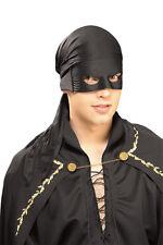 Zorro Adult Bandana with Eye Mask