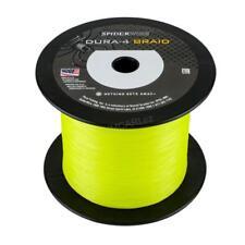 Spiderwire DURA 4 BRAID 1800M 0.17MM/15.0KG-33LB YELLOW 100Meter