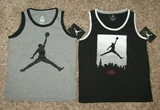 Air Jordan Boys Medium Tank Shirt Lot 10/12