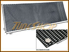PLASTIC ABS UNIVERSAL BLACK SPORT MESH GRILL GRILLE CAR STOCK OE STYLE 15