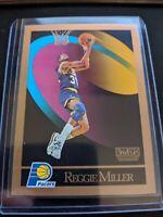 1990 SkyBox Reggie Miller  #117 Indiana Pacers Pack Fresh Gem Mint! PSA?