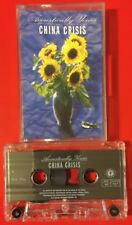 CHINA CRISIS ACOUSTICALLY YOURS CASSETTE TAPE