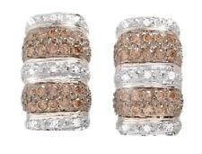 0.48ct Diamond Earrings in 14K White Gold