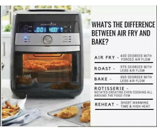 New In Box! Pampered Chef Deluxe Air Fryer #100194 New Spring 2020 Product! $279