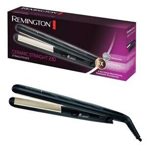 Remington Ceramic Straight 230 Hair Straightener 4 x Protection S3500