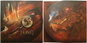 NEW ZEALAND: 2014 THE HOBBIT, THE BATTLE OF 5 ARMIES $1 DOLLAR COIN