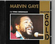 CD COMPIL 15 TITRES--MARVIN GAYE--COLLECTION GOLD / SEXUAL HEALING