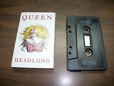 CLASSIC AUDIO TAPE CASSETTE SINGLE, QUEEN, HEADLONG, UNDER PRESSURE, 1991