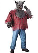 XL Deluxe Werewolf Halloween Costume