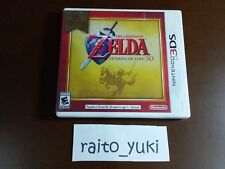 The Legend of Zelda: Ocarina of Time 3D Nintendo Select Series 3DS US