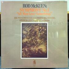 Arthur Greenslade - Rod McKuen Symphony No. 1 LP New Sealed SR 9005 Vinyl Record
