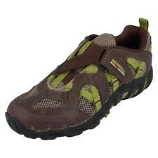 Calzado de niña zapatillas deportivas marrones