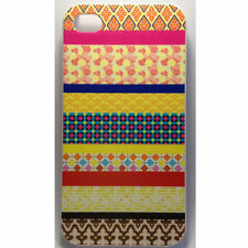 Aztec Pink & Orange iPhone 4 / 4s Case for Apple