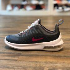 low priced cb6b2 20f50 NIKE Air Max Axis tg. 35,5 Scarpe Sneaker Sport Turn ROSA GRIGIO NUOVO