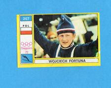 MUNCHEN/MONACO '72-PANINI-Figurina n.267- FORTUNA - POLONIA -Recuperata