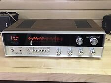 KLH Model Fifty-Seven AM/FM Stereo Receiver Tested Good Rare Find