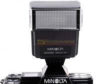 Minolta flash 2800 AF x Minolta AF prima serie e manual focus con imballo orig.