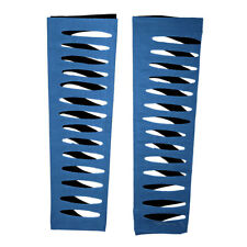 Jeff Hardy Blue and black Arm Sleeves BRAND NEW SHIPFAST WWE Authentic christmas