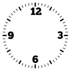 2x Zahlen Ziffern Tattoo Aufkleber Zifferblatt Deko Folie Clock Uhr Zeit Big xxx