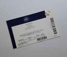 One Direction Tickets & Memorabilia - Unused Ticket(s) O2 Arena London 30/09/15