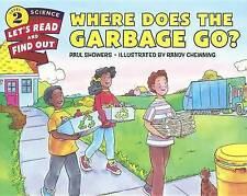 Where Does The Garbage Go? (Turtleback School & Library Binding Edition) (Let's