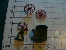 parts: wagon back, wheels, indian