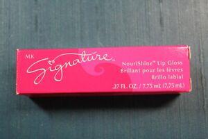 Mary Kay Nourishine Lip Gloss .27 Oz/7.75 ML New In Box-You Choose The Variety!!