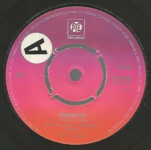 ANT - Banana Pie RARE 1974 UK Glam Rock 45 VG+