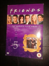 DVD TV BOXSET * FRIENDS THE COMPETE FIFTH SERIES * DVD TELEVISION SET * SEASON 5