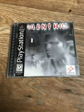 Silent Hill (PlayStation 1, PS1, 1999) Complete, Black Label