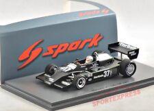 New 1/43 Spark S4847 Merzario A1, Italy Gp 1978, Arturo Merzario #37