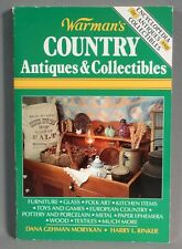 Warman's Country Antiques & Collectibles Encyclopedia, Morykan and Rinker
